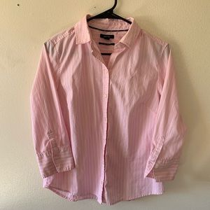 🔥Nautica🔥 Pink Button Down